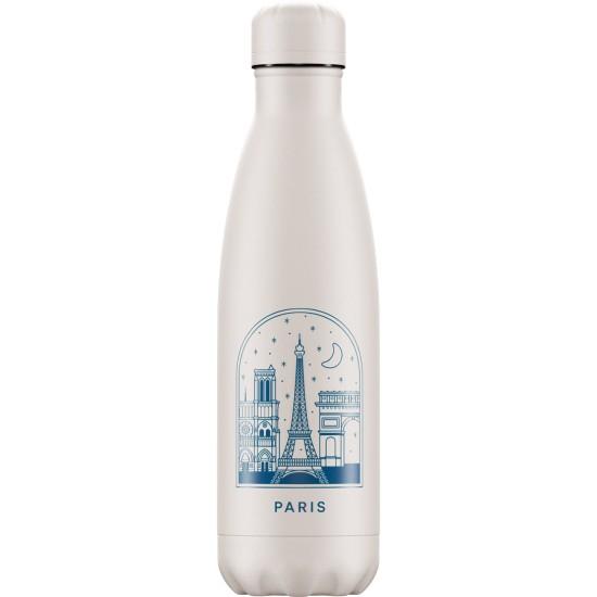 Chilly's Bottles - Bouteille réutilisable Paris 500mL