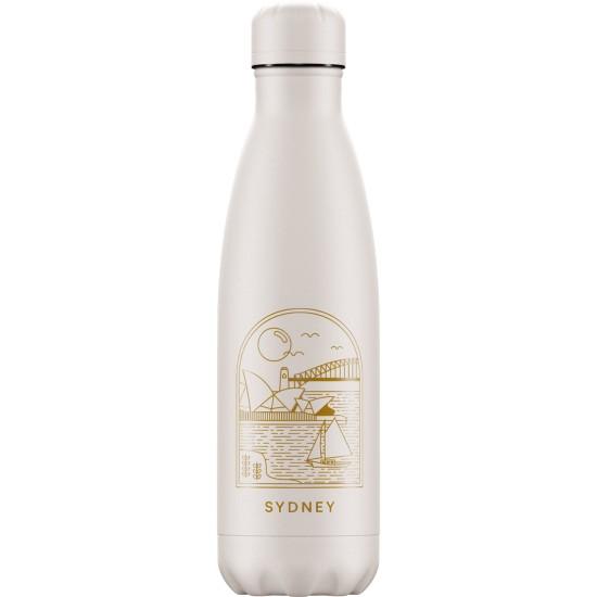 Chilly's Bottles - Bouteille réutilisable Sidney 500mL