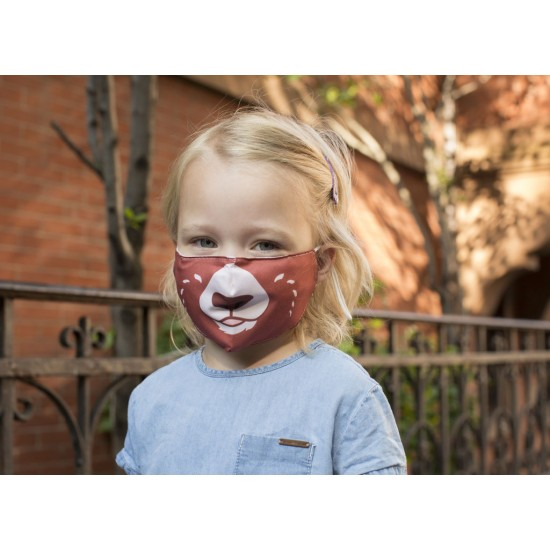 Kikkerland - Masque enfant chien