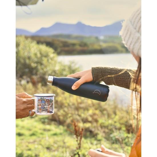 Chilly's Bottles - Bouteille réutilisable chrome 500mL
