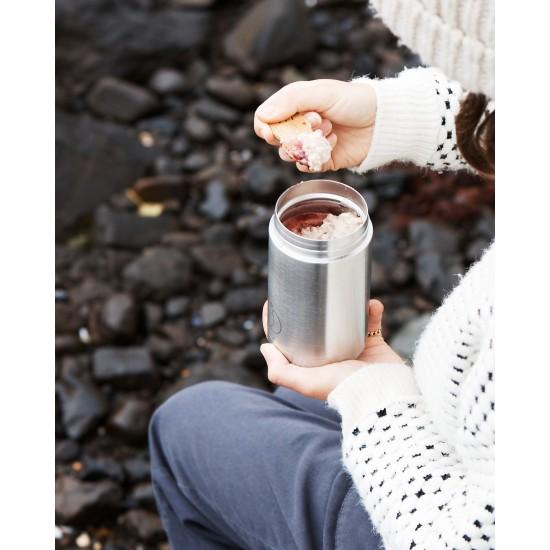 Chilly's Bottles - Boîte à repas réutilisable gris