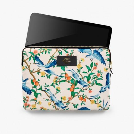Wouf - Housse imprimé Phoenix pour tablette et iPad