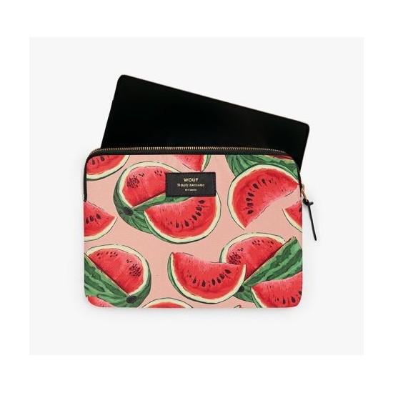 Wouf - Housse motif pastèques pour tablette et iPad