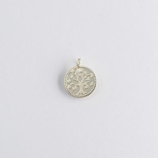 Le Bijou de Mimi - Médaille arbre de vie or