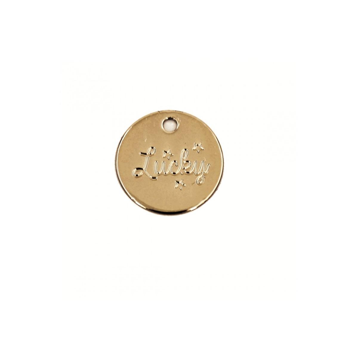 Le Bijou de Mimi - Médaille lucky or