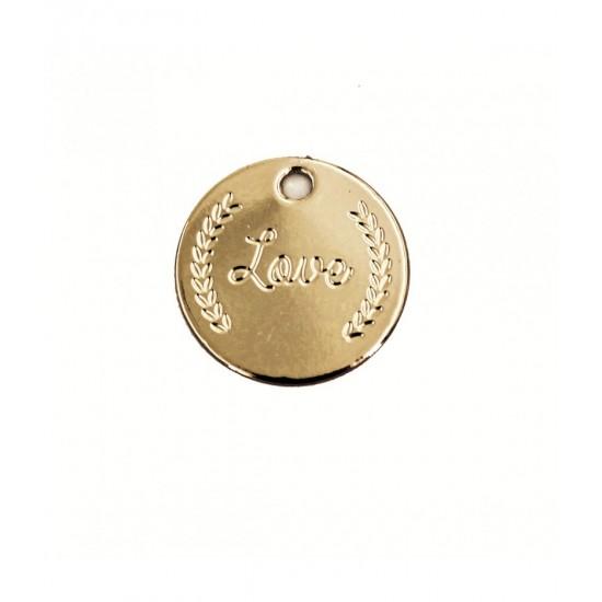 Le Bijou de Mimi - Médaille love or