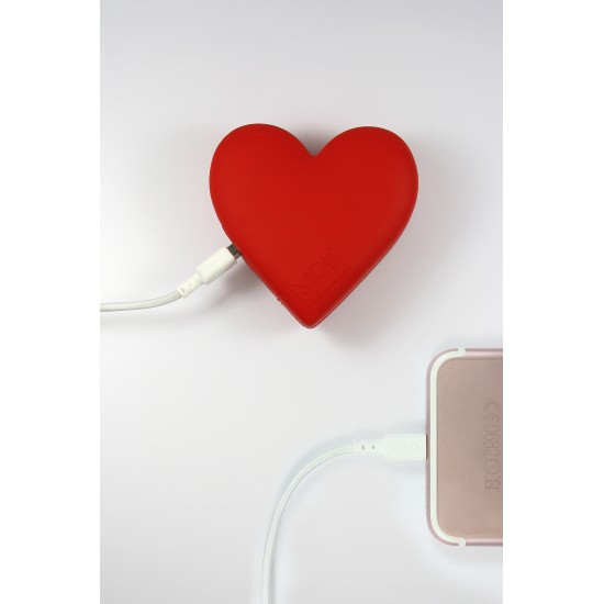Mojipower - Batterie de secours coeur