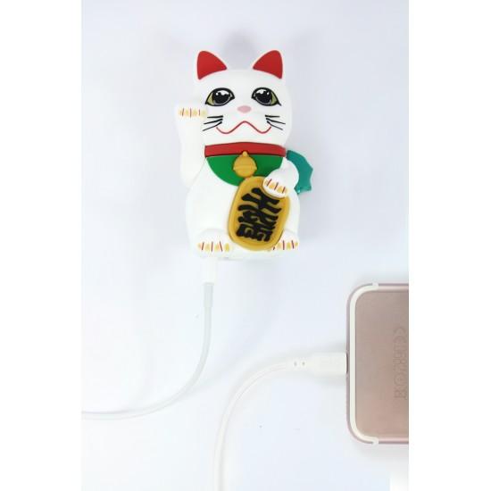 Mojipower - Batterie de secours chat de la fortune