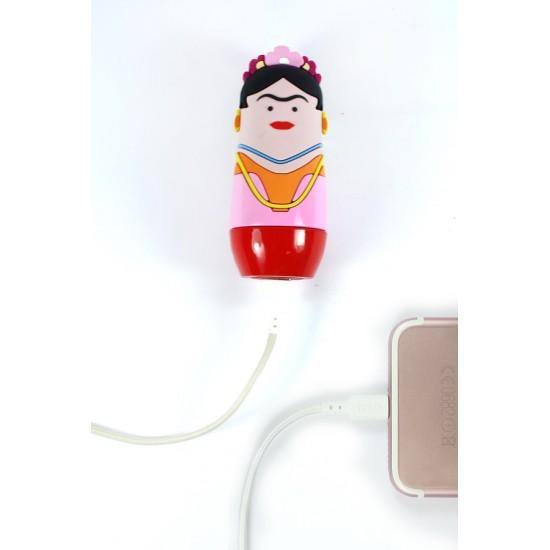 Mojipower - Batterie de secours Flora Frida