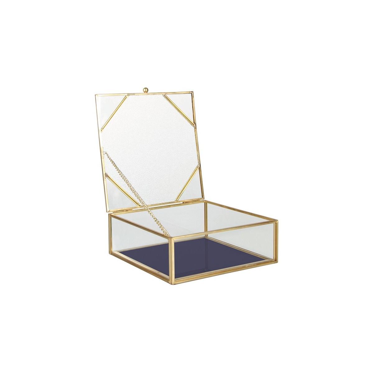 Klevering - Boîte à trésors en verre