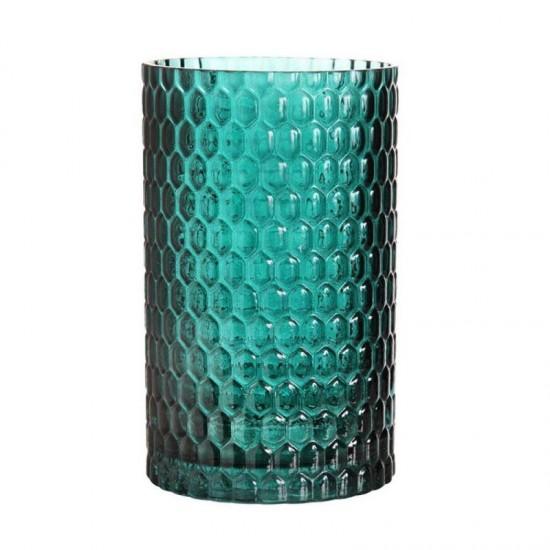 Klevering - Grand vase vert années 70