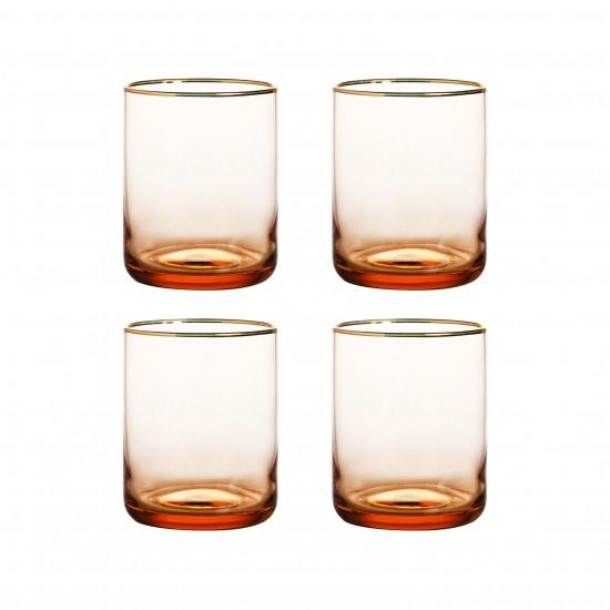 Klevering - Set de 4 verres à eau