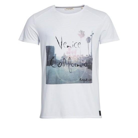 Anerkjendt - T-shirt blanc Venice California