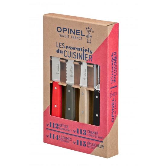 Opinel - Coffret les essentiels du cuisinier