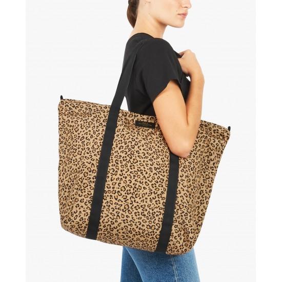 Wouf - Sac weekend imprimé léopard