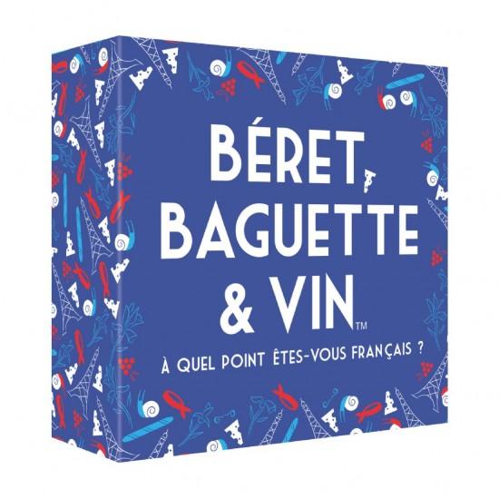 Hygge Games - Jeux Béret baguette et vin