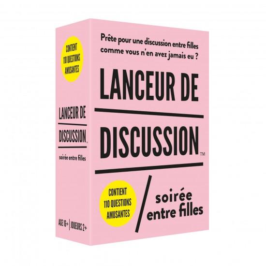 Hygge Games - Lanceur de discussion soirée entre filles