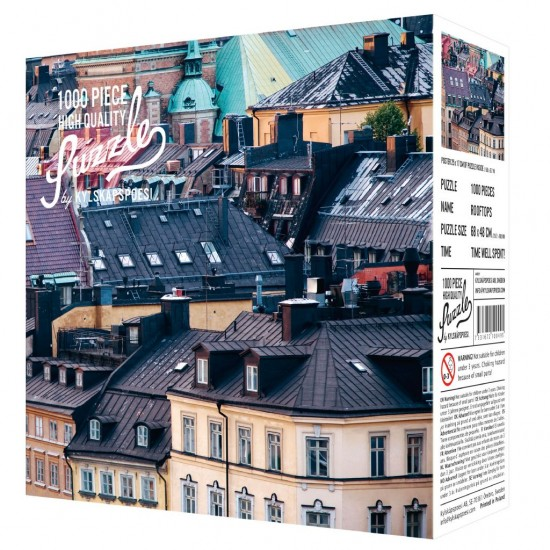 Hygge Games - Puzzle toits