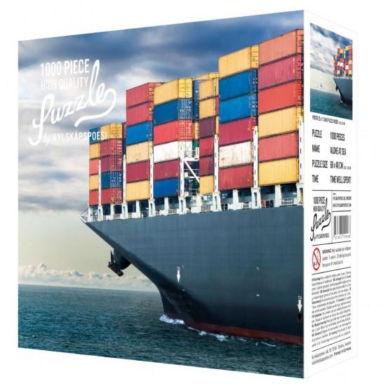 Hygge Games - Puzzle seul en mer