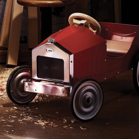 Vilac - Grande voiture à pédale rouge