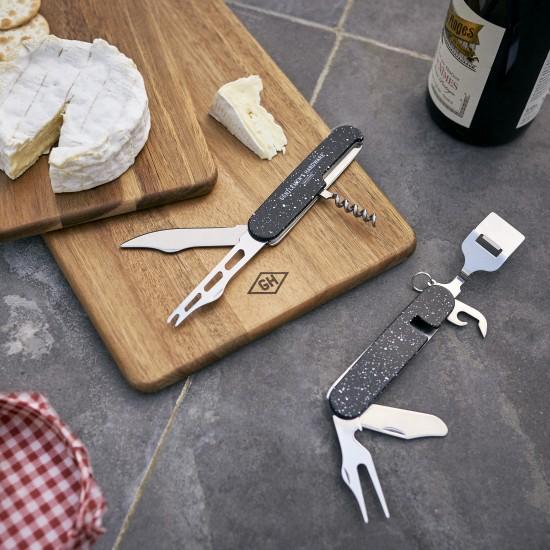 Gentlemen's Hardware - Outils vin et fromage