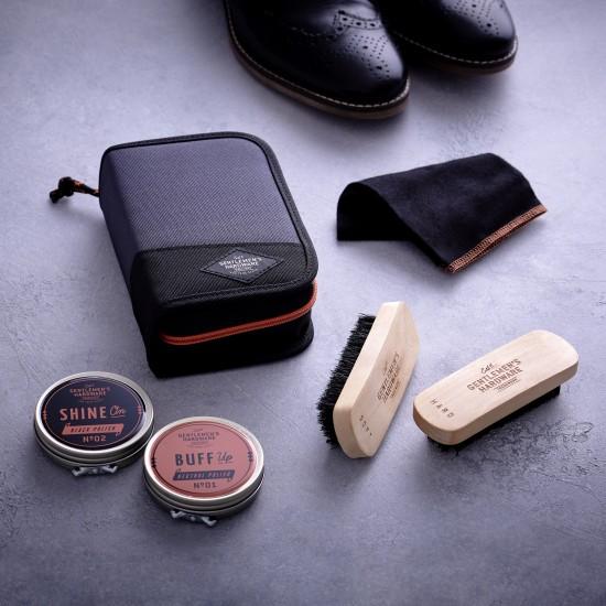Gentlemen's Hardware - Kit de cirage pour chaussures