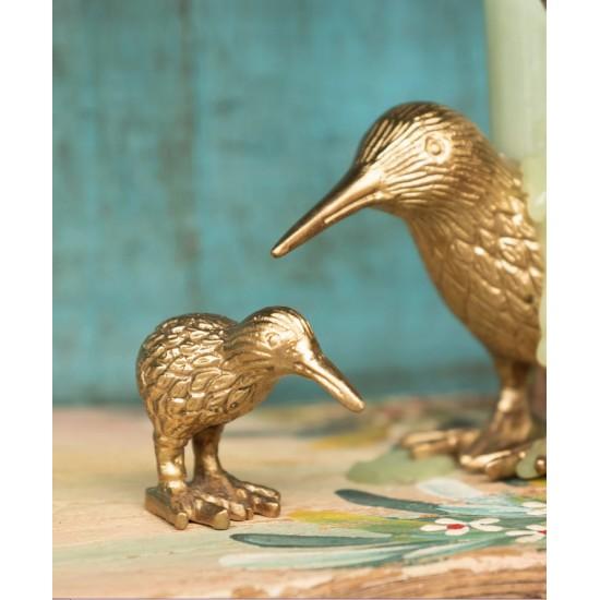 Doing Goods - Porte bougie Kiwi oiseaux