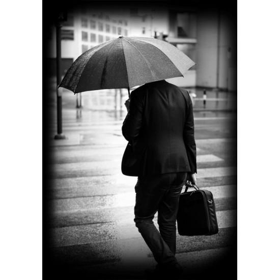 Suck UK - Parapluie magique à pois