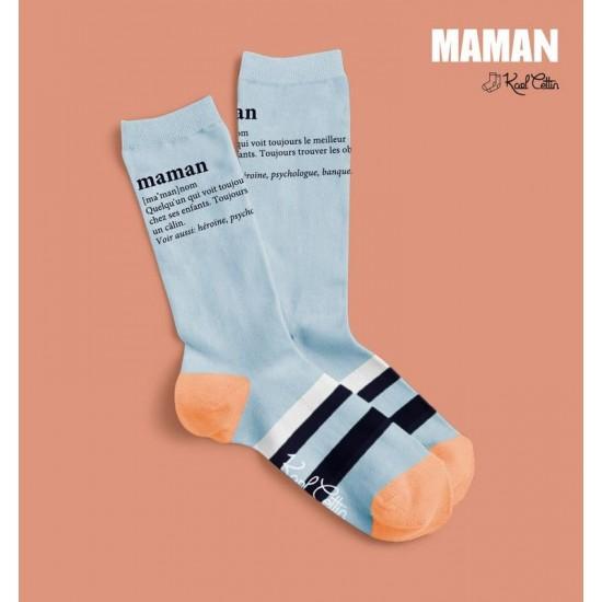 FISURA - Paire de chaussettes maman