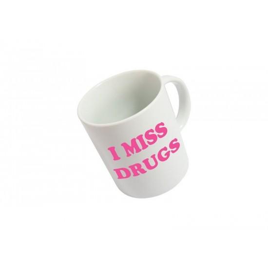 """FISURA - Tasse """"I miss drugs"""""""