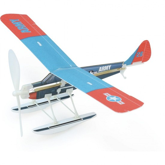 Vilac - Avion à élastique Beaver