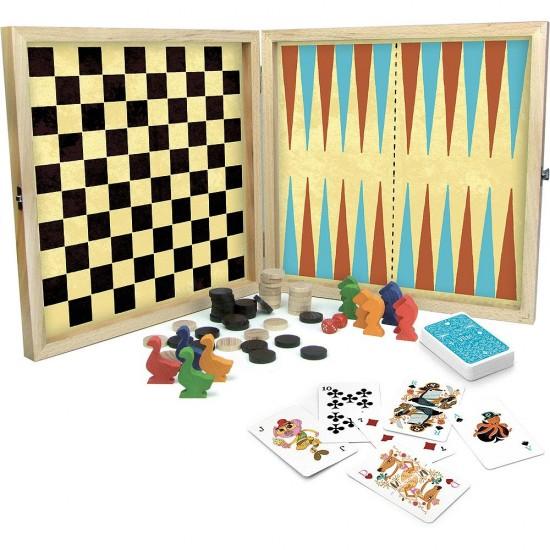 Vilac - Coffret de jeux pour enfant