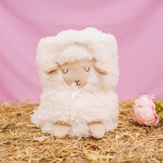 Sass & Belle - Couverture mouton pour bébé