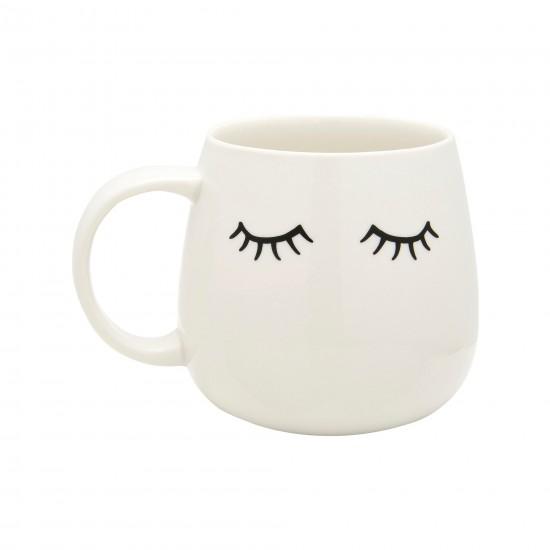 Sass & Belle - Mug yeux fermés