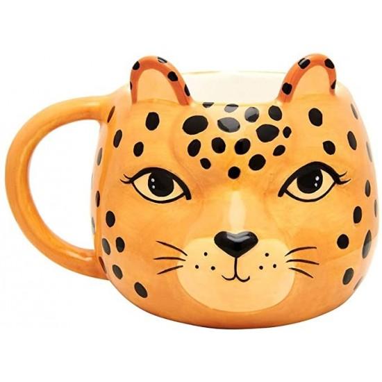 Sass & Belle - Mug léopard