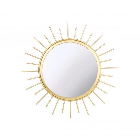 Sass & Belle - Miroir soleil en fer