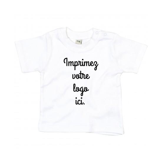 Marcel et Maurice - T-shirt bébé personnalisé