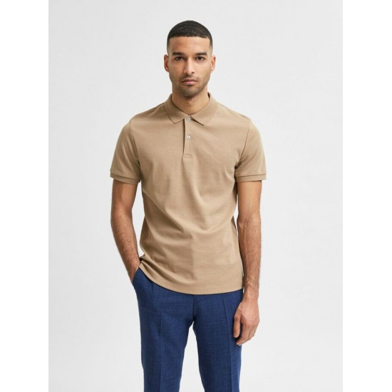 Selected - Polo beige
