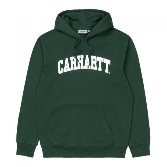 Carhartt WIP - Sweat à capuche vert