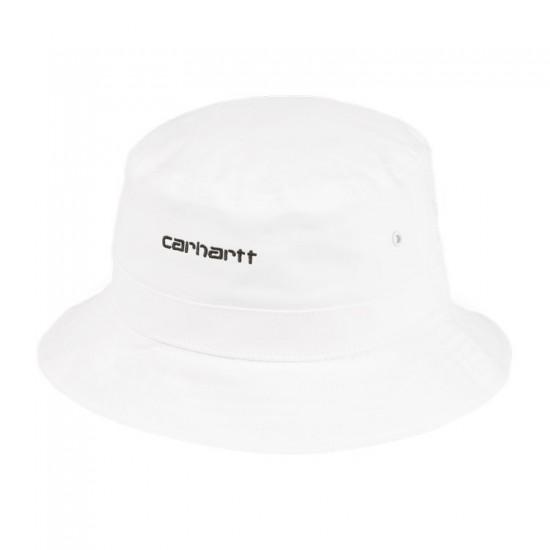 Carhartt WIP - Bob script blanc