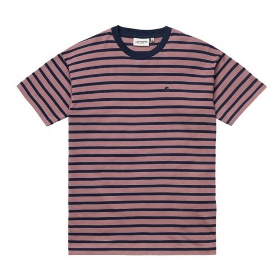 Carhartt WIP - T-shirt marinière femme