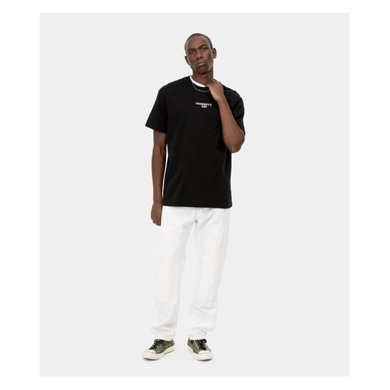 Carhartt WIP - T-Shirt noir Panic in detroit