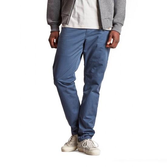Carhartt WIP - Pantalon chino club bleu foncé