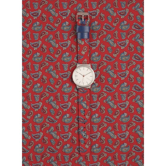Komono - Montre Wizard Print Red Paisley