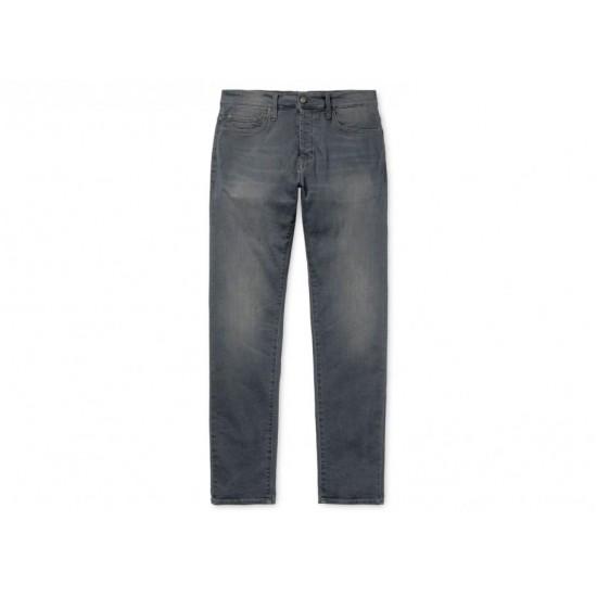 Carhartt WIP - Jeans droit gris
