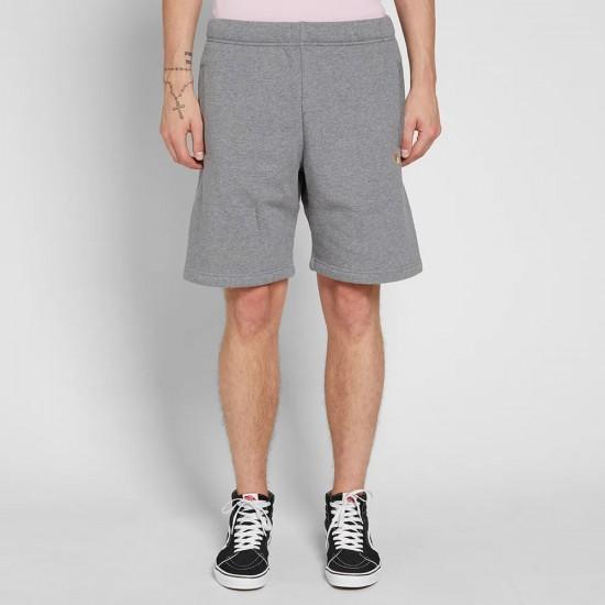 Carhartt WIP - Short jogging gris