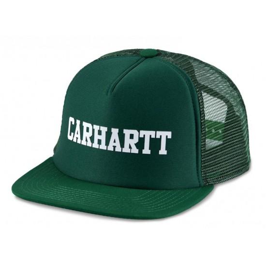 Carhartt WIP - Casquette verte avec filet