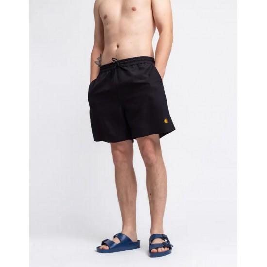 Carhartt WIP - Short de bain noir