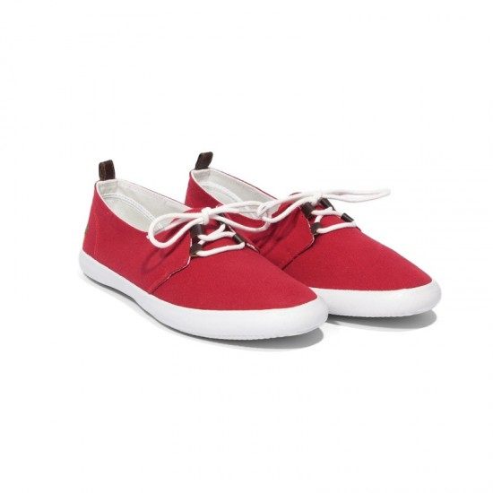 Smoothy shoes - Baskets rouge fraise