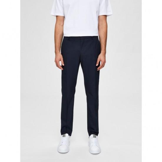 Selected - Pantalon costume bleu marine